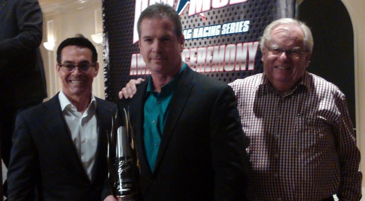 Matusek Honored with Stevel Engel Award at RPM Banquet