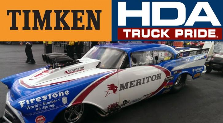Timken and HDA Truck Pride sponsor Winters Racing for 2015
