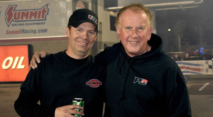 Bell/Fiscus Racing: Jim Bell and Kevin Fiscus Team Up for 2015 Pro Mod Season